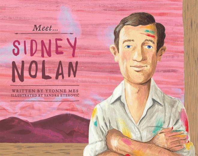Meet Sidney Nolan cover (2)
